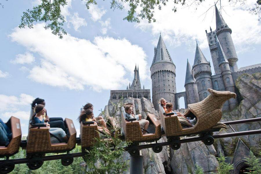 Flight of the Hippogriff™