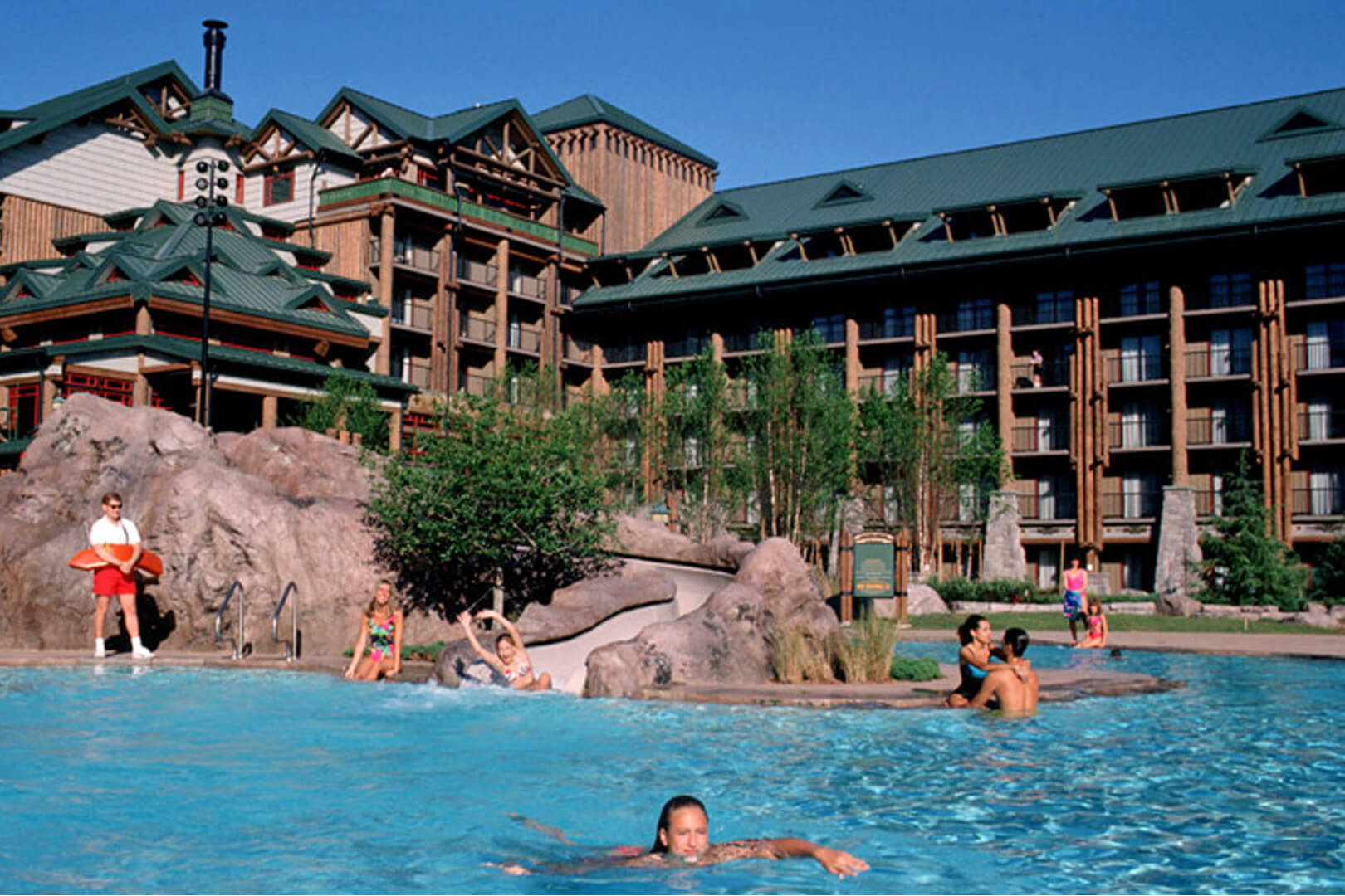 The villas at disney 39 s wilderness lodge walt disney for Villas wilderness lodge