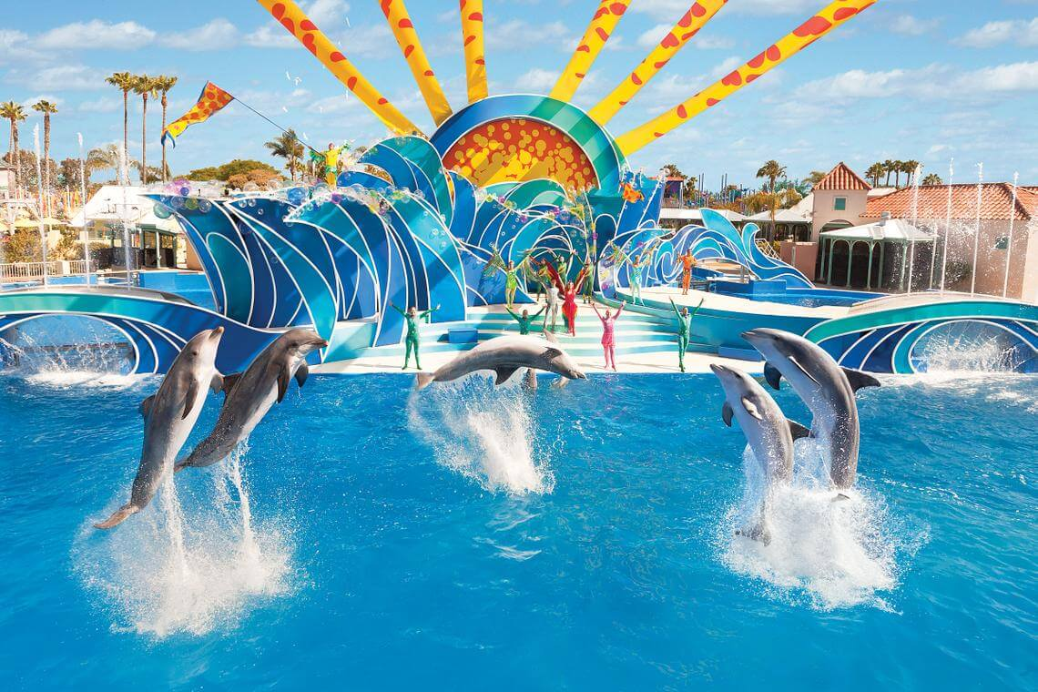 Seaworld Owns All Of These Parks Don T Go To Them