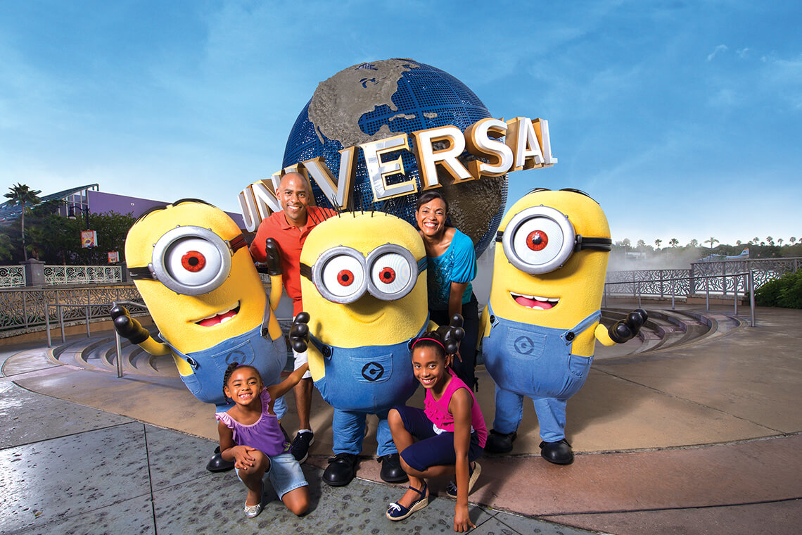 Universal 2-Day Park-to-Park Ticket - Plus 2 Extra Days